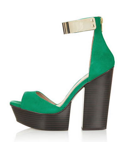 Even though these would make me 7 foot tall I'm a little bit in love...